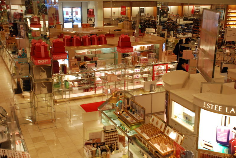Macy's Department Store and Friendly Center