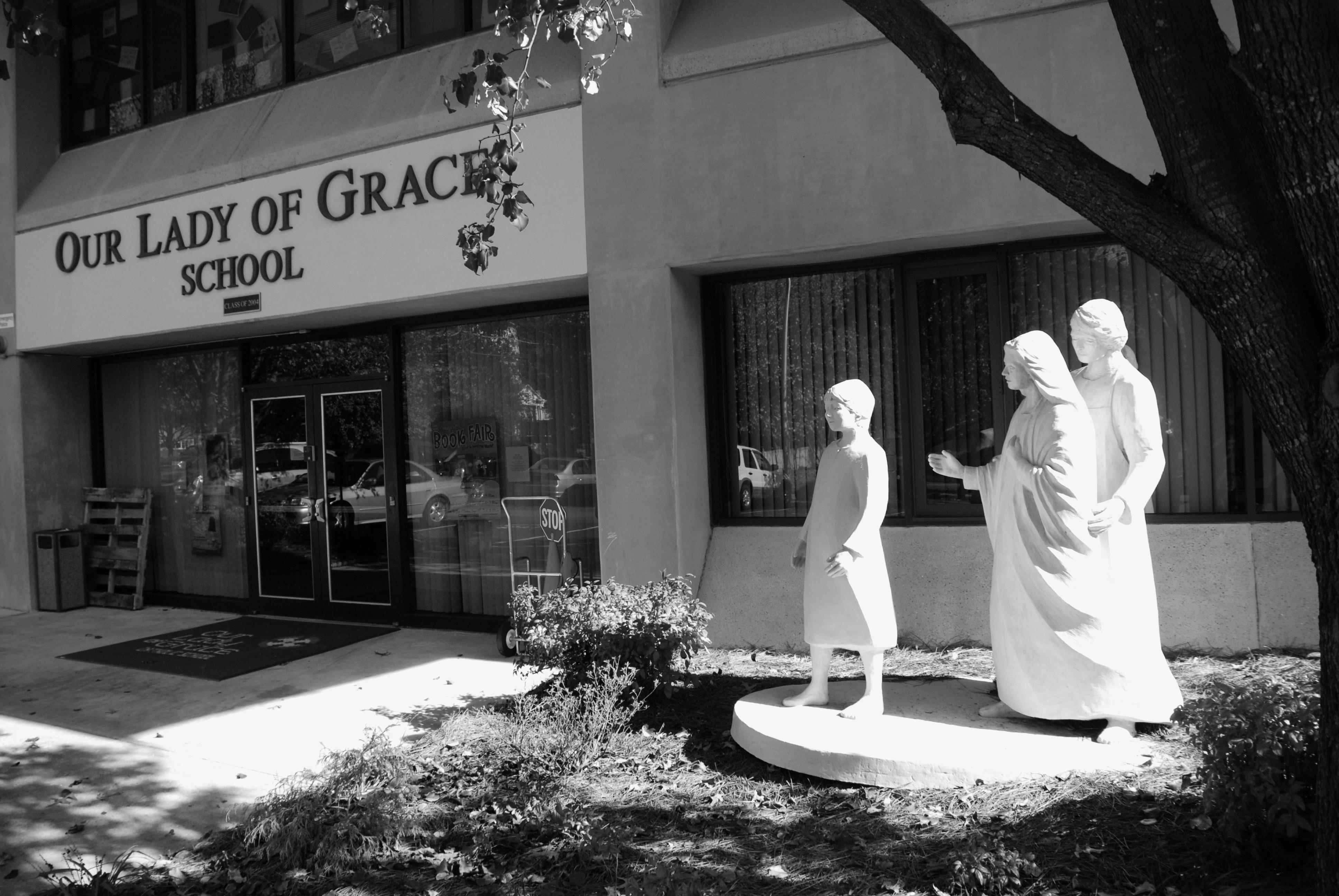 Blessed Sacrament School | Burlington, NC. >
