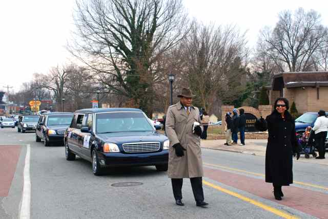 MLK Parade 2011