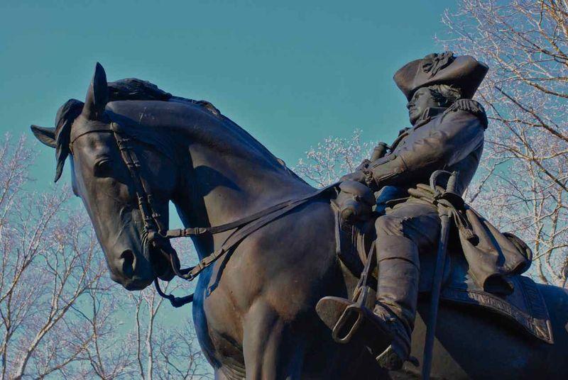 Nathanael Greene Rides