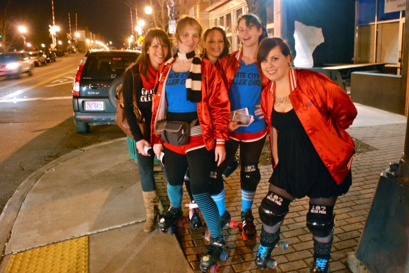 Gate City Roller Girls 2011