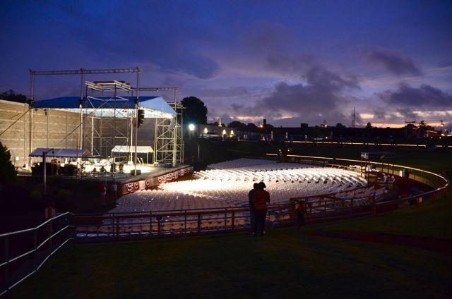 White Oak Amphitheater