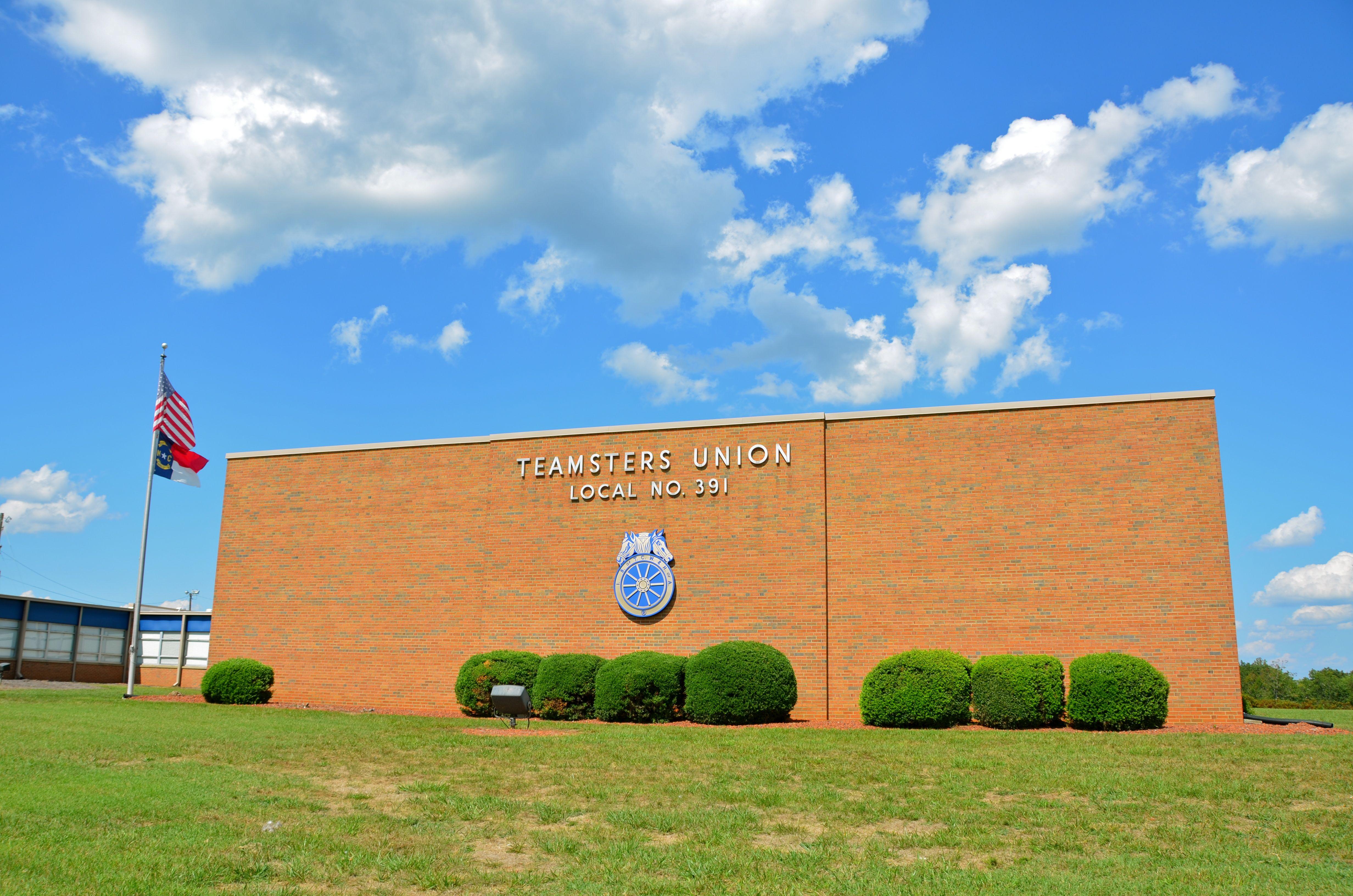 Teamsters Union 391 - Greensboro Daily Photo