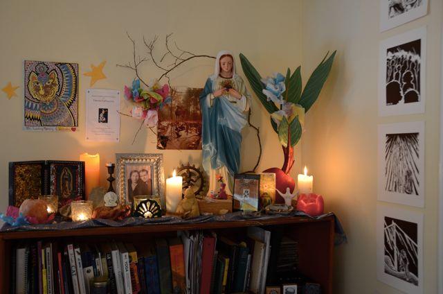 Interfaith Altar