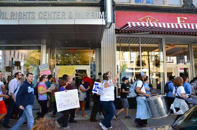 Occupy Greensboro