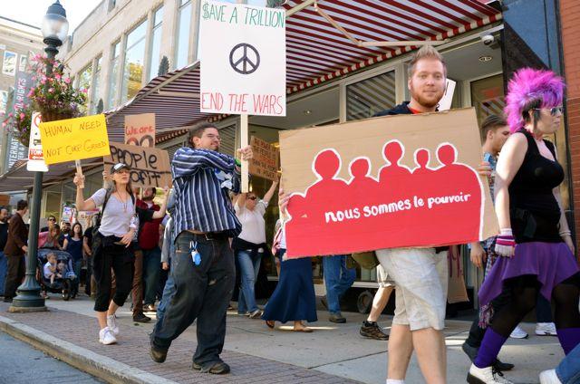 Occupy Greensboro II