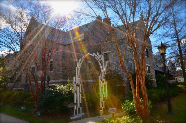 Digital Gothic Gate