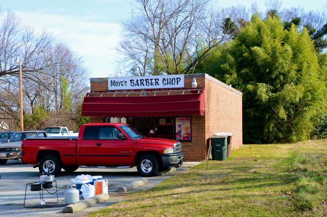 Moye's Barber Shop