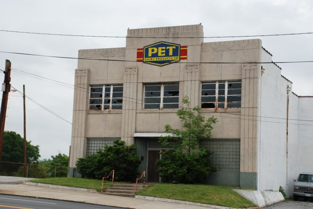 Pet Dairy Building