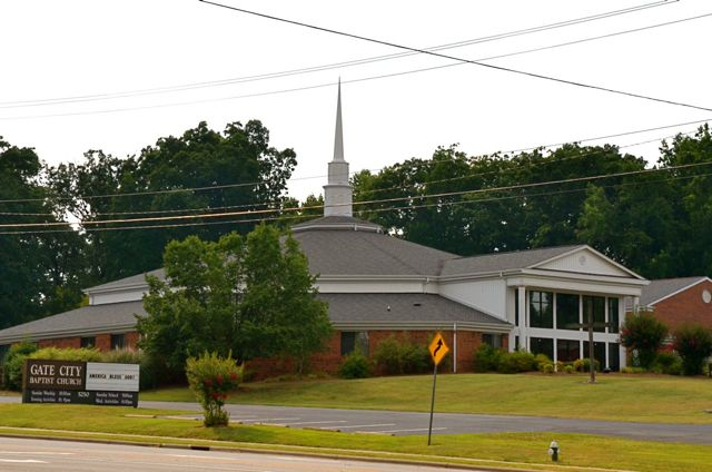 Gate City Baptist