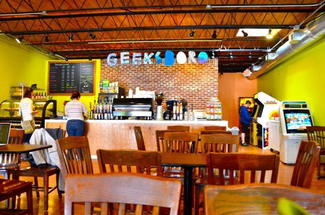 Geeksboro