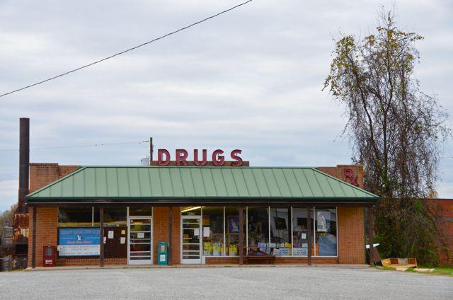 Pleasant Garden Drug Store