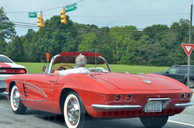Corvette 1961