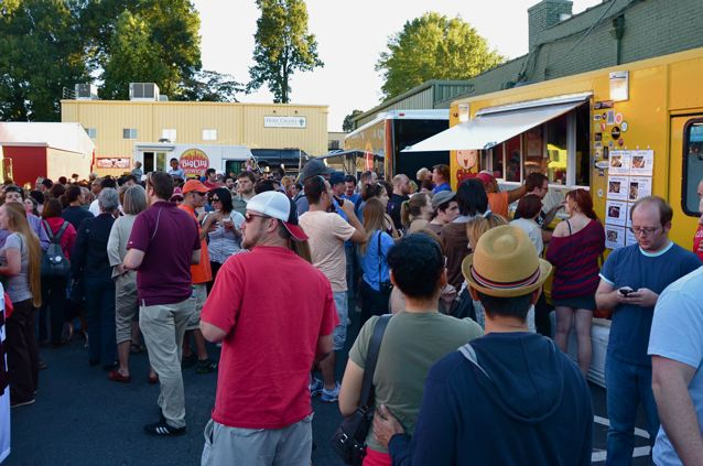 Food Truck Festival In Greensboro Nc