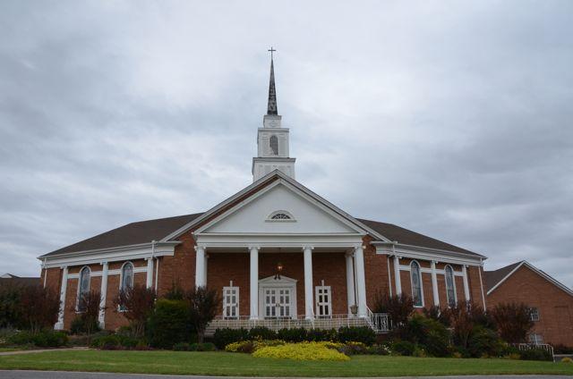 Pleasant Garden Baptist