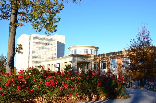 UNCG's Campus