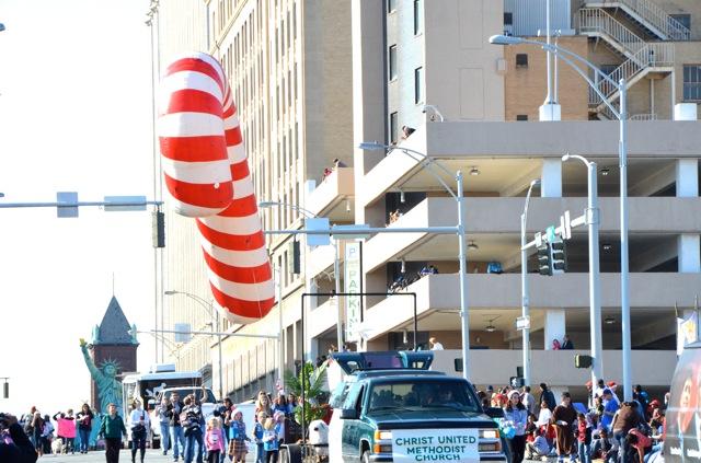 Methodists at Parade