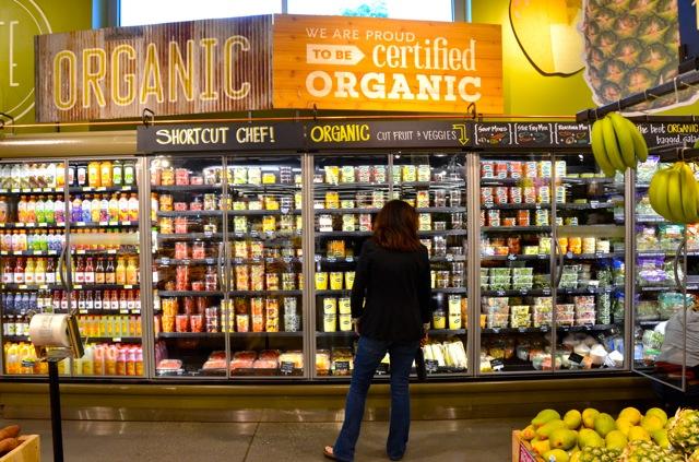O for Organic