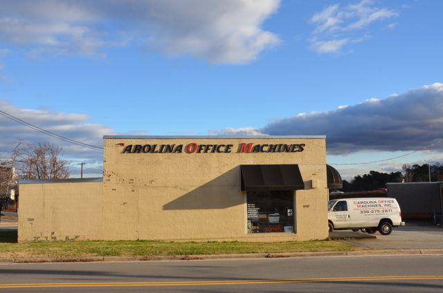 Carolina office machines
