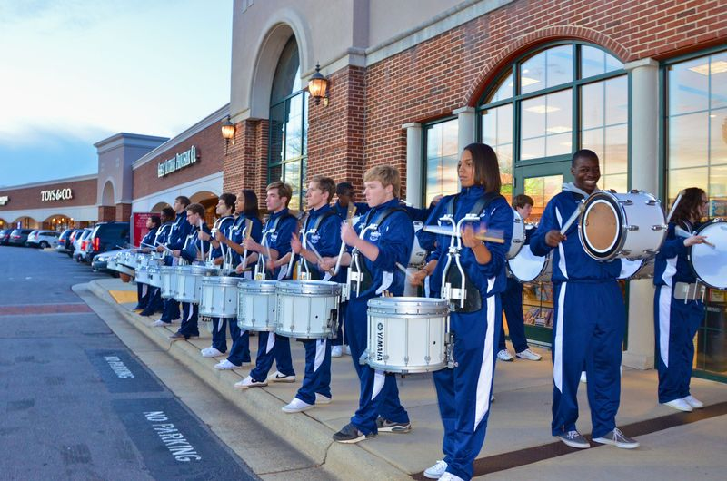 Grimsley Drumline