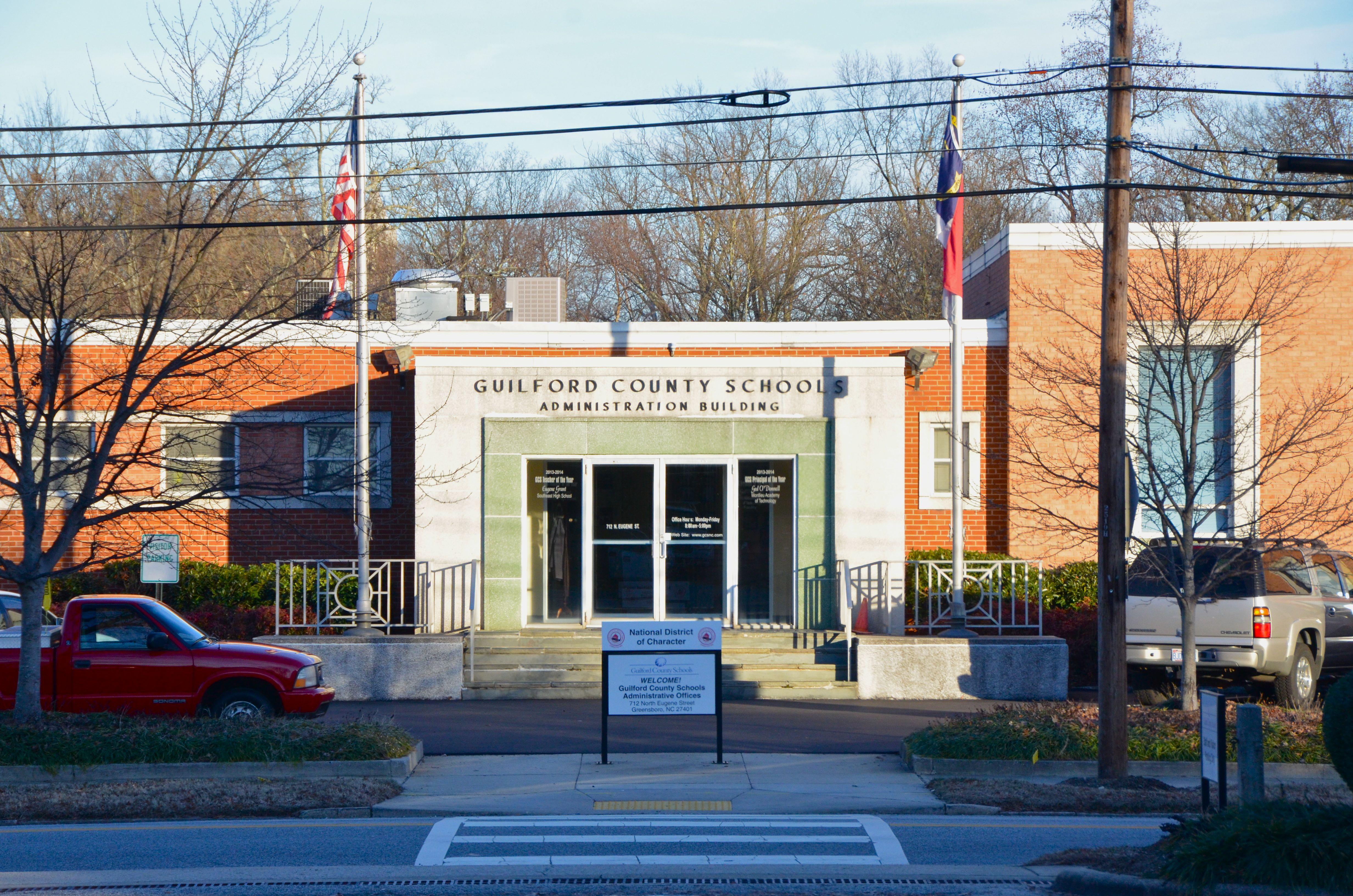 Greensboro Daily Photo: Buildings