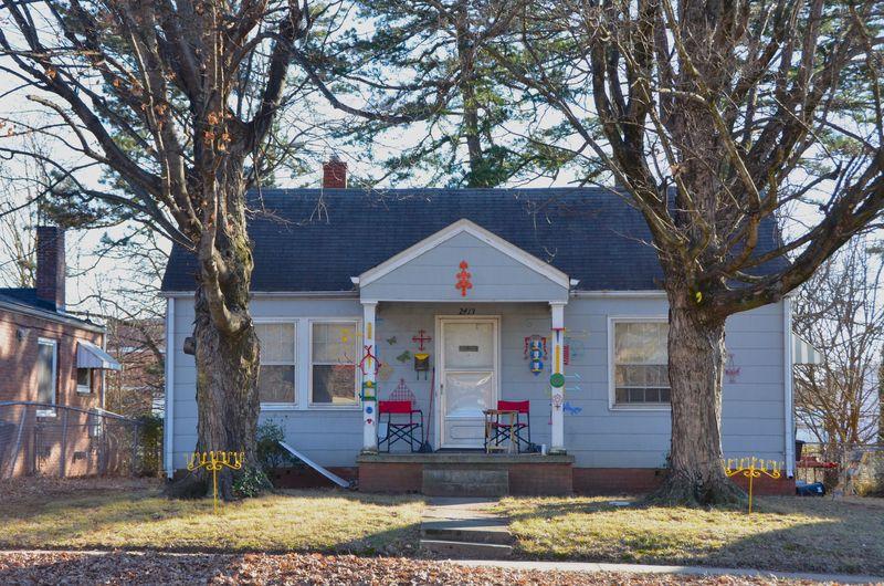 Greensboro Daily Photo House 1