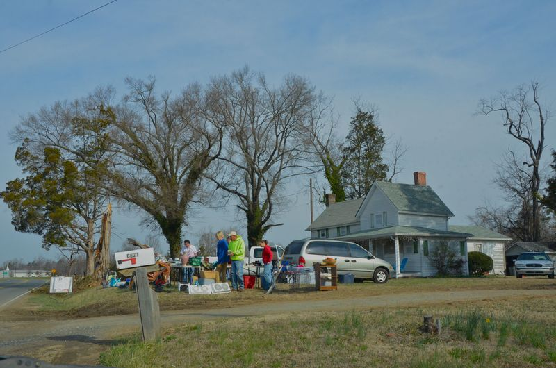 Country Yard Sale
