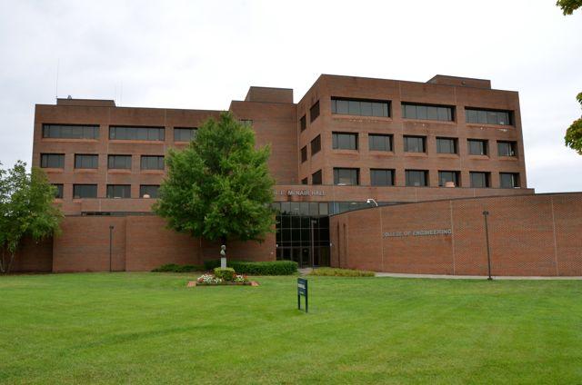 McNair Building