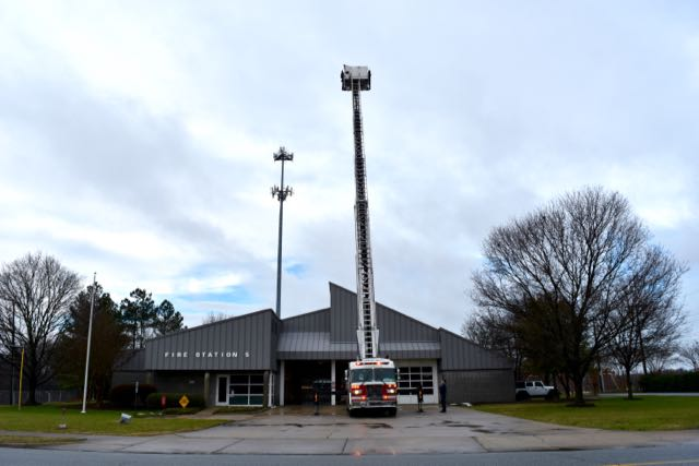 Fire station - 1