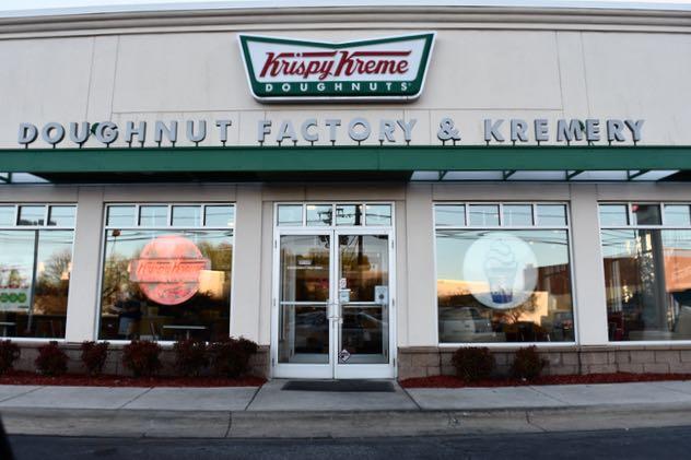 Krispy Kreme - 1