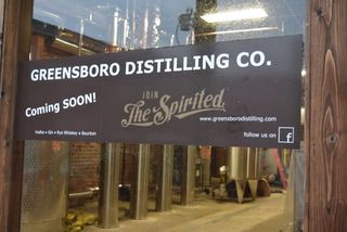 Greensboro Distilling Co. - 2