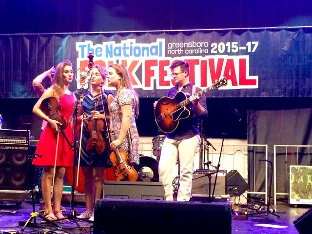 National Folk Festival - 2