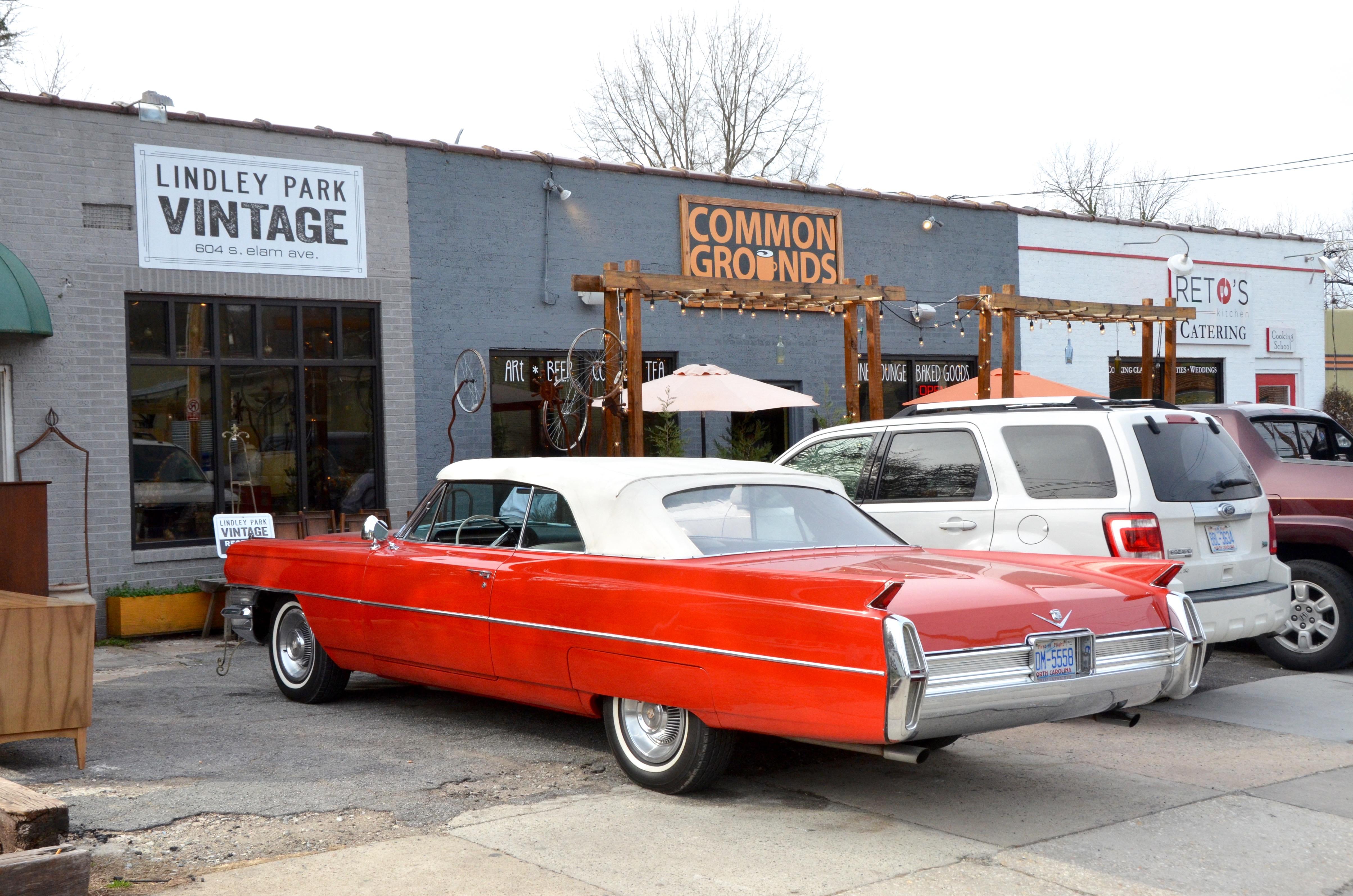 greensboro daily photo vehicles