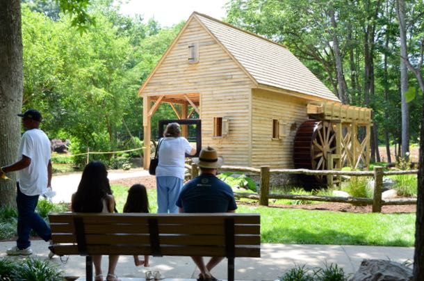 The Tanger Family Bicentennial Garden On Hobbs Road, The 7 1/2 Acre Park,  Established In 1976, Keeps Getting Better Every Year. This Year, It Has  Added An ...