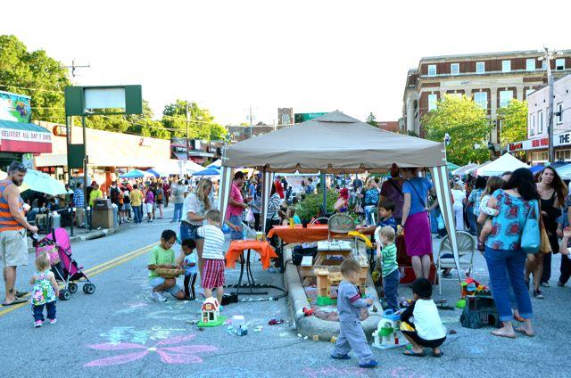 Tate Street Festival