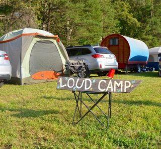 Loud Camp - 1