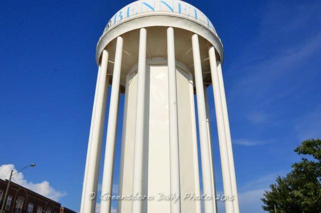 Bennett Water Tower - 1-2