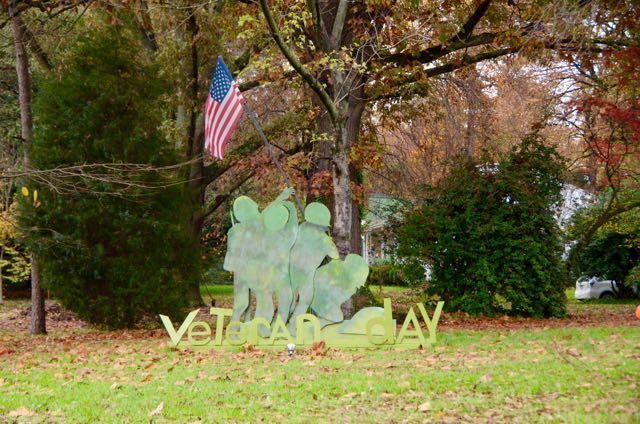 Veterans Day - 1