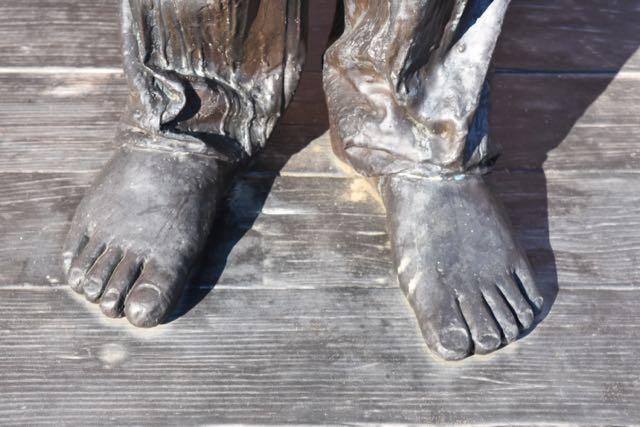 Feet - 1