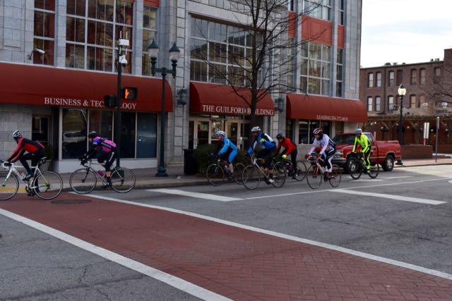 Bike Riders - 1