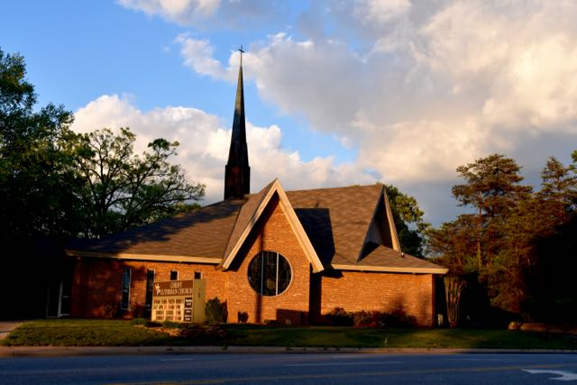 Christ lutheran church - 1