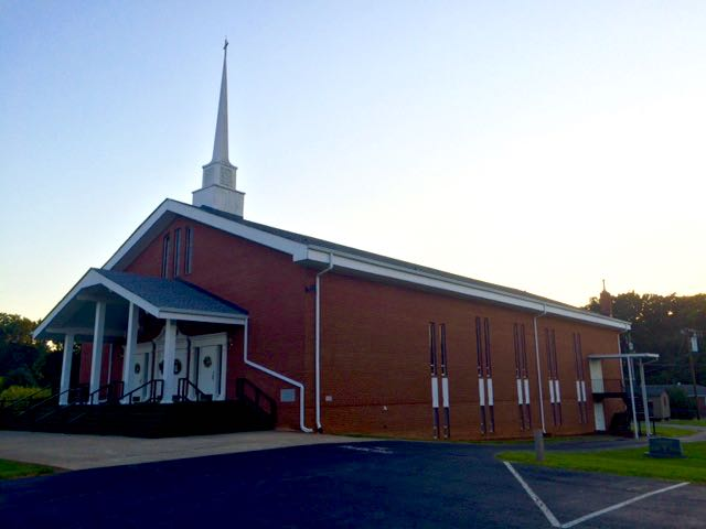 Northwest Baptist - 1