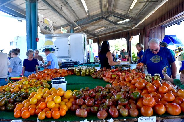 Farmers Market - 1