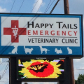 Happy tails square