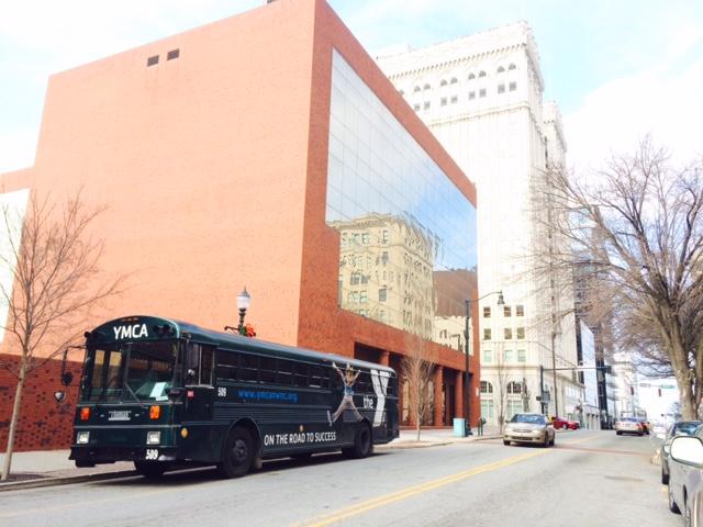 Downtown_Y_bus