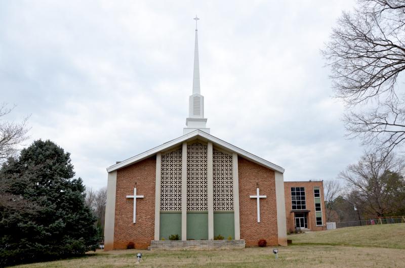 Parkway Baptist - 1