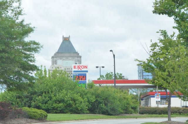 Gas prices - 1