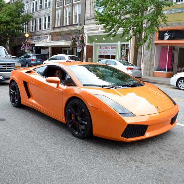 Lamborghini Or Not, Cruise On Down To Elm Street As It Is First Friday And  Stores And Galleries Pull Out All The Stops For Clients And Visitors.