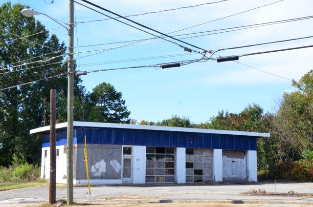 Former Gas station - 1