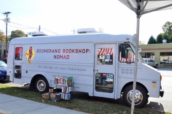 Bookmobile - 1